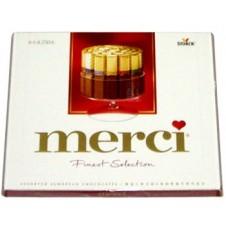 Merci Finest Selection Asst. European Chocolates 250g