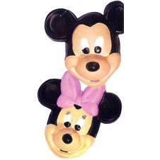 Mickey/Minnie Children's Facial Mask