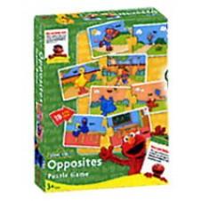 Opposites Puzzle Game