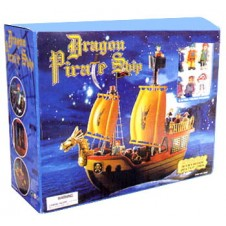 Dragon Pirate Ship
