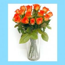 Promo Orange in a Bouquet