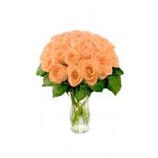 Promo Peach in a Bouquet