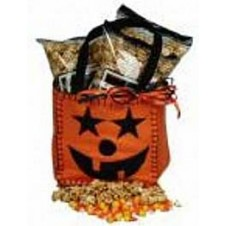 Great Halloween POP corn Treat