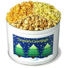 Tasty Popcorn Tin