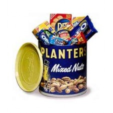 Mixed Nuts Box