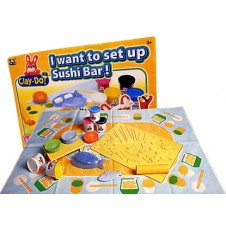 Sushi Bar Play Set