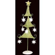 Glittered Christmas Tree