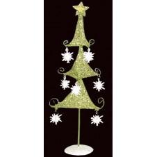 Glittered Christmas Tree