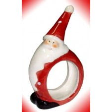 Mini Santa Figurine