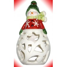 Snowman Christmas Ornament 1