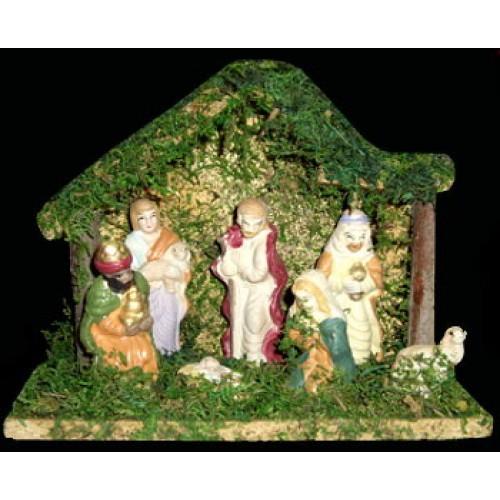 Mini House Christmas Ornament