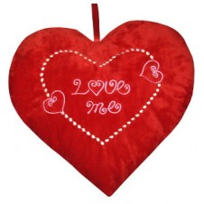 Love Me Red Heart Big