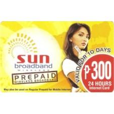 Sun Cellular Prepaid Card (300)