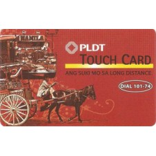PLDT Touch Prepaid Card