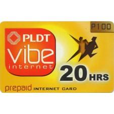 PLDT Vibe Pre-paid Internet