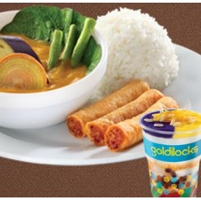 SARAPinoy Meal 5 by Goldilocks