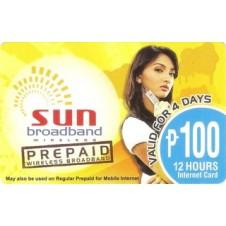 Sun Cellular Prepaid Card (100)