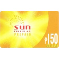 Sun Cellular Prepaid Card (150)