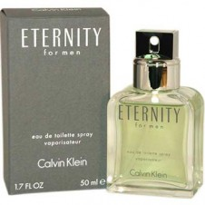 Eternity For Men by Calvin Klein 50ml