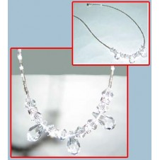 Swarovski (Clear) Necklace
