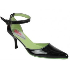 Ladies sandals w/ ankle strap by Manels