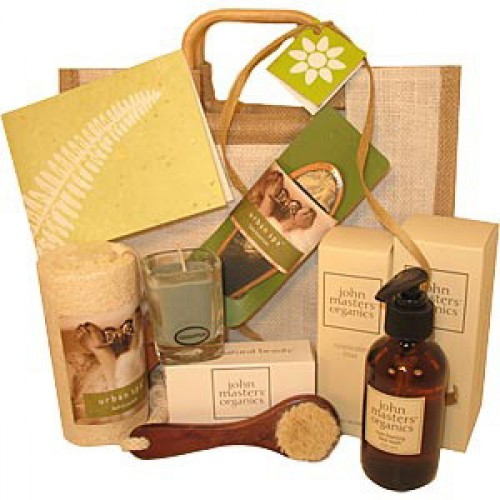 Organic Gift Spa Package 1