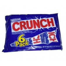 Nestle Crunch Six Pack