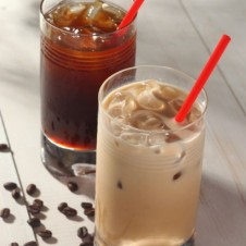 Iced Cafe Latte by Mrs. Fields