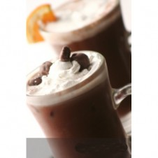 Iced Chocolate by Mrs. Fields