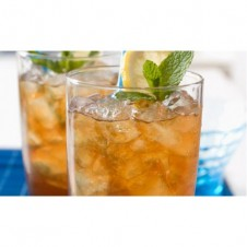 Peppermint Iced Tea by Mrs. Fields