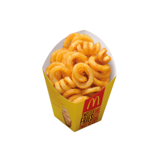 Twister Fries by Mc Donalds