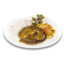 Burger Steak by Kenny Rogers