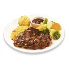 Grilled Chicken Fillet American Barbeque by Kenny Rogers