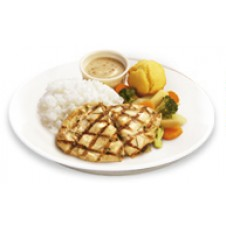 Grilled Chicken Fillet Rosemary and Thyme by Kenny Rogers
