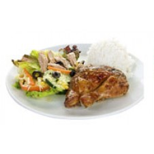 High Protein Meal by Kenny Rogers