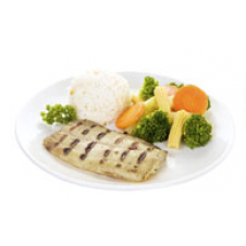 Low Calorie Meal by Kenny Rogers