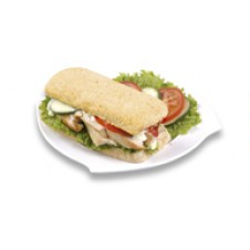 Roast Chicken Sandwiches by Kenny Rogers