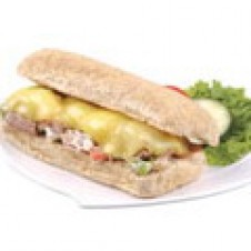 Tuna Melt Sanwich by Kenny Rogers
