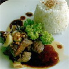 Beef Salpicao by Contis