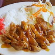 Chicken Teriyaki by Contis