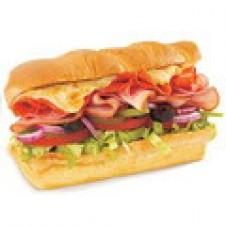 Turkey Ham Sandwich by Contis