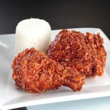 Crispy Glazed Chicken by Greenwich