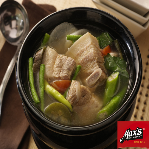 Sinigang Na Baboy By Max S
