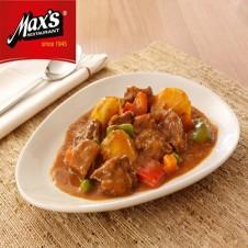 Beef Caldereta by Max's