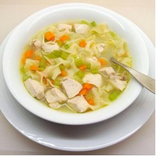 Soup of the day by Max's