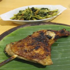Adobong Kangkong by Bacolod Chicken Inasal