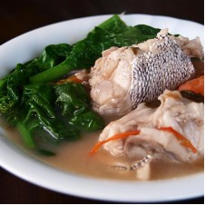 Seafood Sinigang by Gerry's Grill