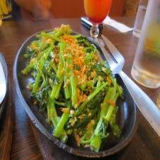 Sizzling Kangkong by Gerry's Grill