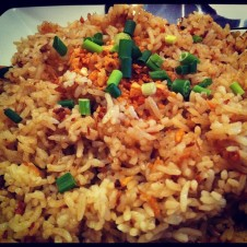 Bagoong Rice by Gerry's Grill