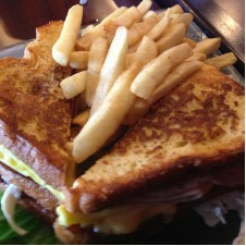 Clubhouse Sandwich by Gerry's Grill